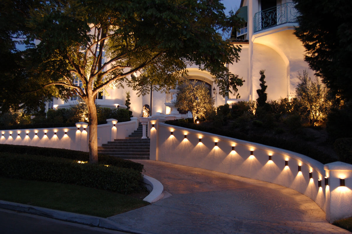 Landscape Lighting-Bradenton FL Landscape Designs & Outdoor Living Areas-We offer Landscape Design, Outdoor Patios & Pergolas, Outdoor Living Spaces, Stonescapes, Residential & Commercial Landscaping, Irrigation Installation & Repairs, Drainage Systems, Landscape Lighting, Outdoor Living Spaces, Tree Service, Lawn Service, and more.