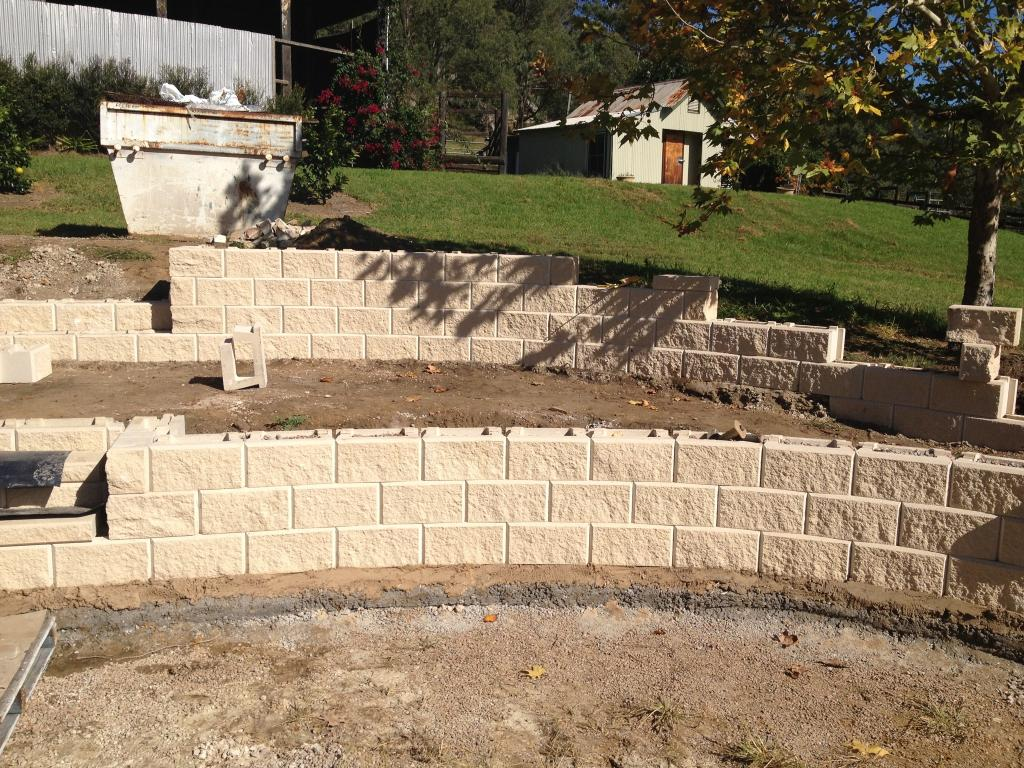 Retaining walls Bradenton FL